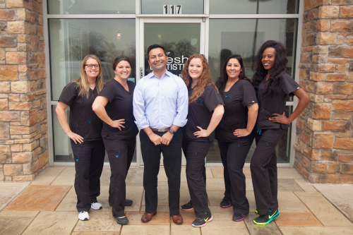 Dental services in Fort Worth, TX